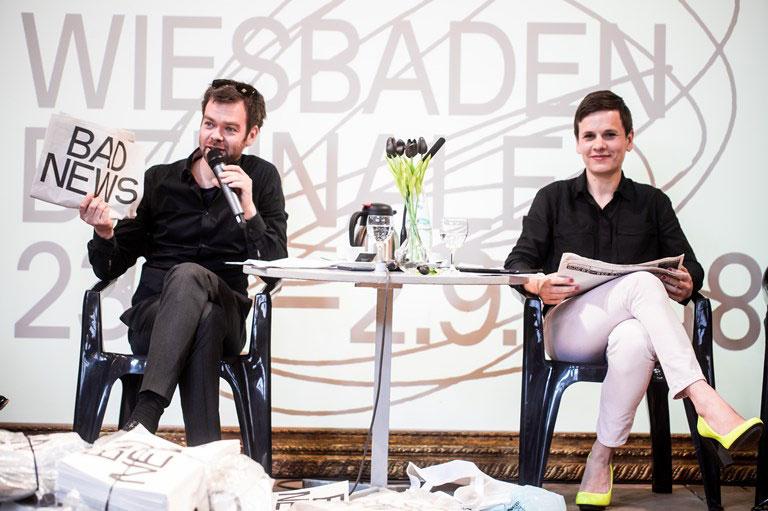 Wiesbaden Biennale 2018 c Simon Hegenberg