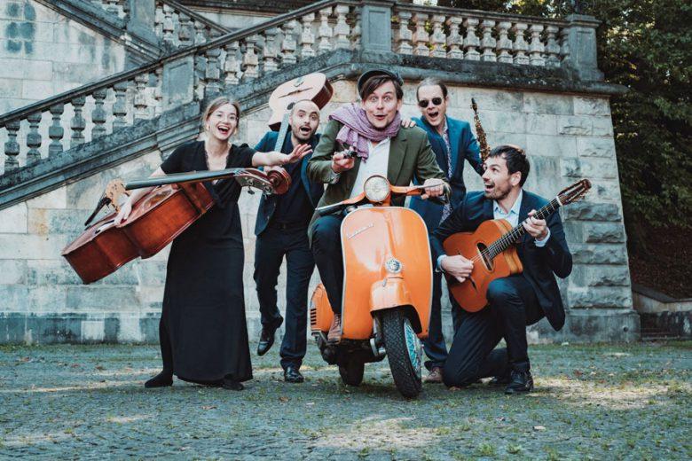 Monaco Swing Ensemble c Ulrich Neumann-Cosel